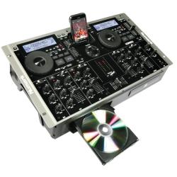 iCDMix 3 mp3/CD-плеер и микшер PULT.ru 19940.000