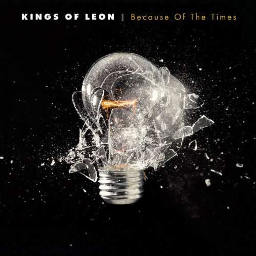 Виниловые пластинки Kings of Leon BECAUSE OF THE TIMES (180 Gram) kings of leon early years 180 gram box set