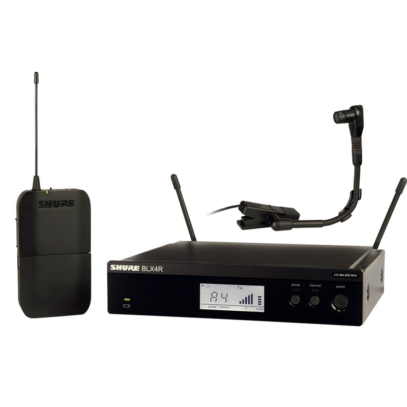 Радиосистемы Shure BLX14RE/B98 M17 662-686 MHz mb barbell 5кг