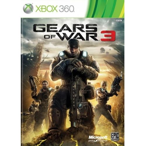 Игры для игровых приставок Microsoft Игра для Xbox360 Gears of War 3 xbox one gears of war 4 ultimate