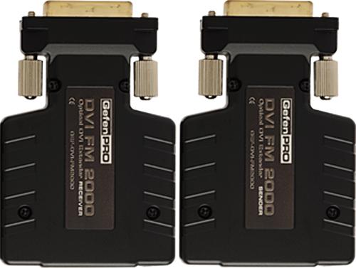 Мультирум контроллеры и усилители Gefen GEF-DVI-FM2000