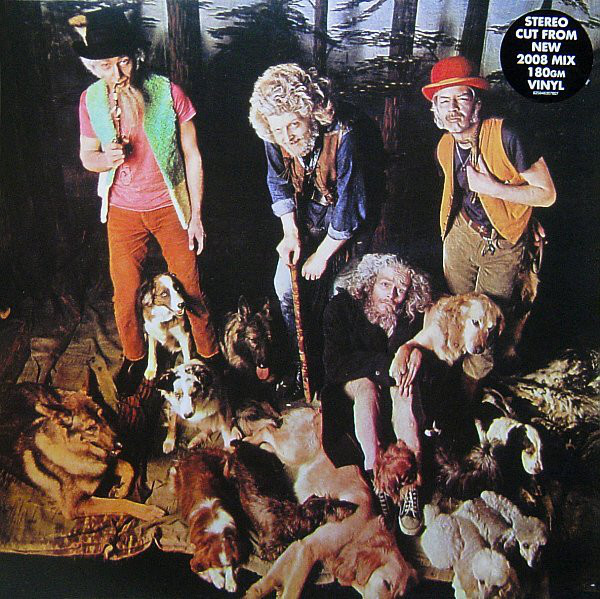 Виниловые пластинки Jethro Tull THIS WAS (180 Gram) ian anderson plays the orchestral jethro tull