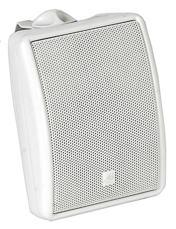 Акустика для фонового озвучивания MS-MAX W23-Wh акустика для фонового озвучивания ms max w25t