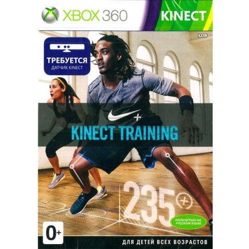 Игры для игровых приставок Microsoft Игра для Xbox360 Nike+ Kinect Training (RUS) banbao 6408