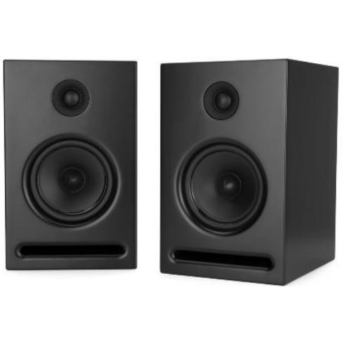 Полочная акустика Epos K5 black акустика центрального канала vienna acoustics theatro piano black