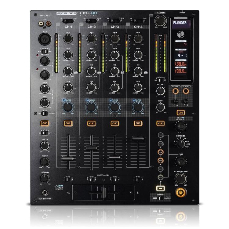 DJ-микшеры Reloop