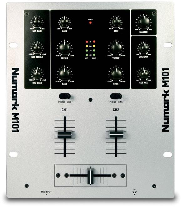 DJ-микшеры Numark M101,
