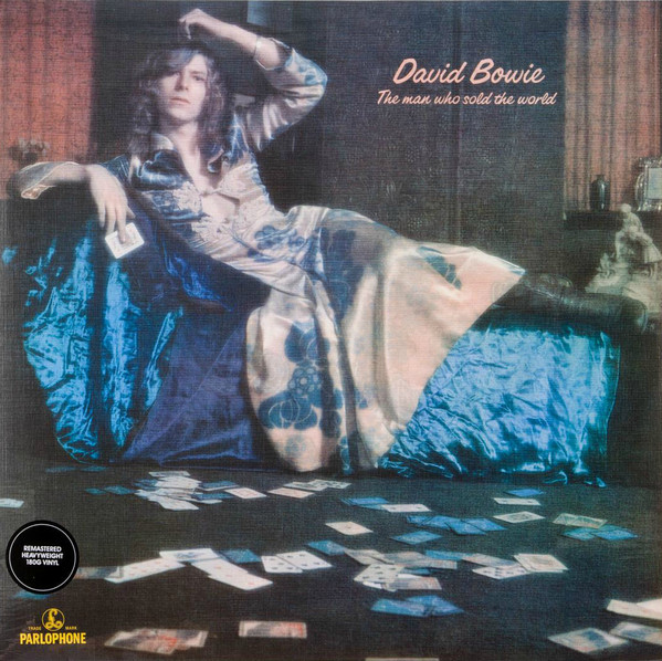 Виниловые пластинки David Bowie THE MAN WHO SOLD THE WORLD (180 Gram)