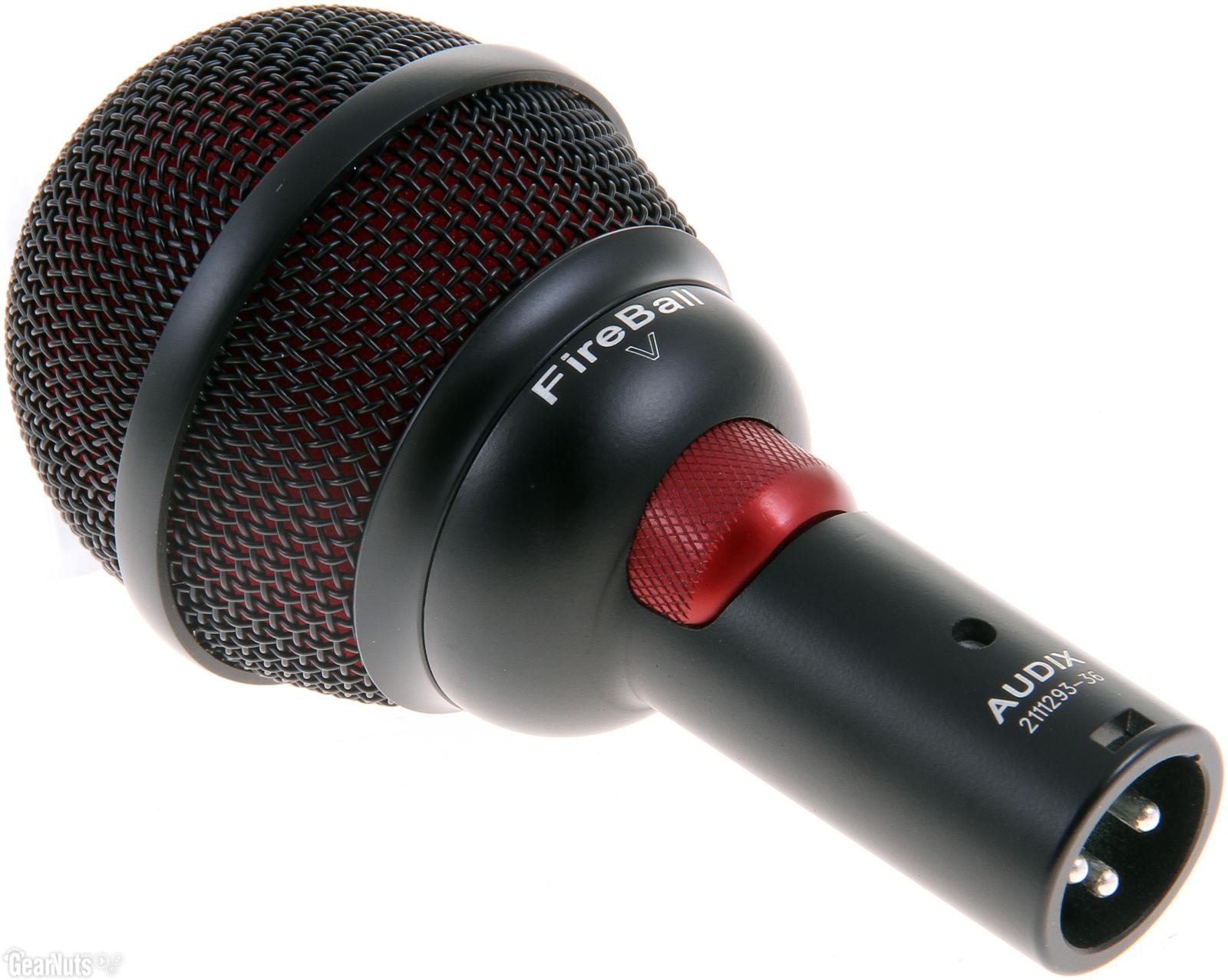 Микрофоны AUDIX FireBall V