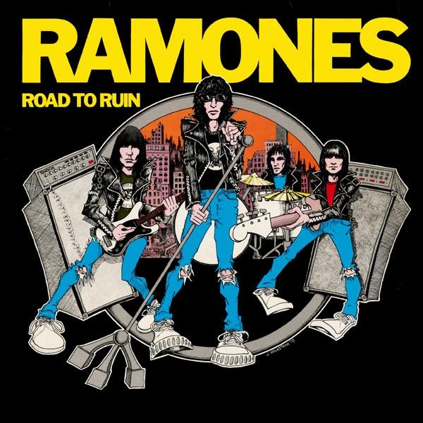 Виниловые пластинки Ramones ROAD TO RUIN (180 Gram)