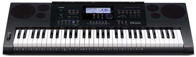Синтезаторы и Пианино Casio CTK-6200