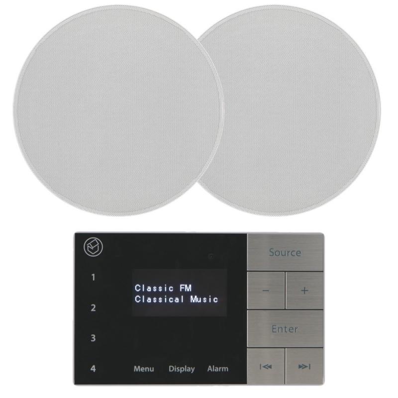 все цены на  Комплекты мультирум Systemline E100 System Bundle (с акустикой) SE0120  онлайн