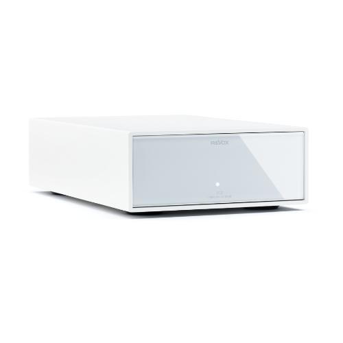 Сетевые аудио проигрыватели Revox Joy S120 MKII white/white
