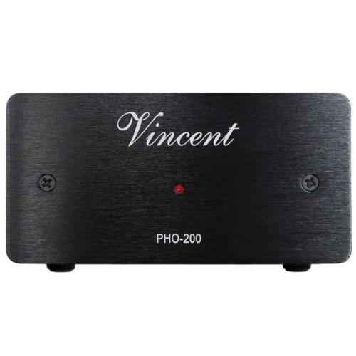 Фонокорректоры Vincent PHO-200 black vincent pho 700 black