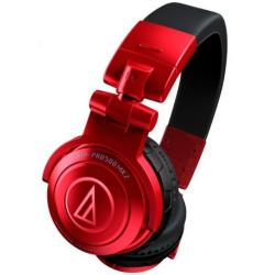 Audio Technica ATH-PRO500MK2 red