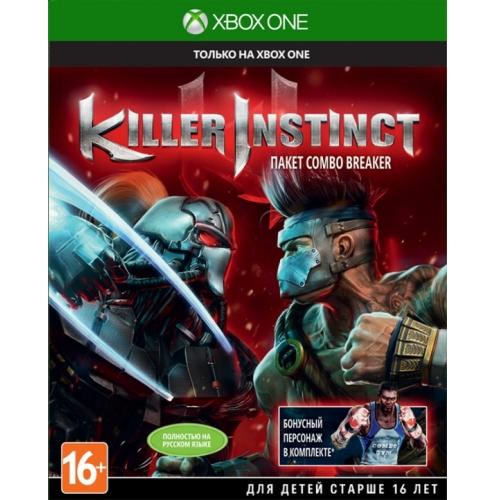 Microsoft Игра для Xbox One Killer Instinct (16+)