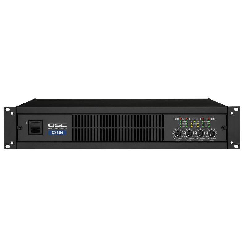 Усилители для фонового озвучивания QSC CX254