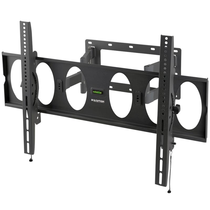 Кронштейны для телевизоров Kromax Pixis-XL темно-серый кронштейн kromax vega 4 темно серый 35кг 37