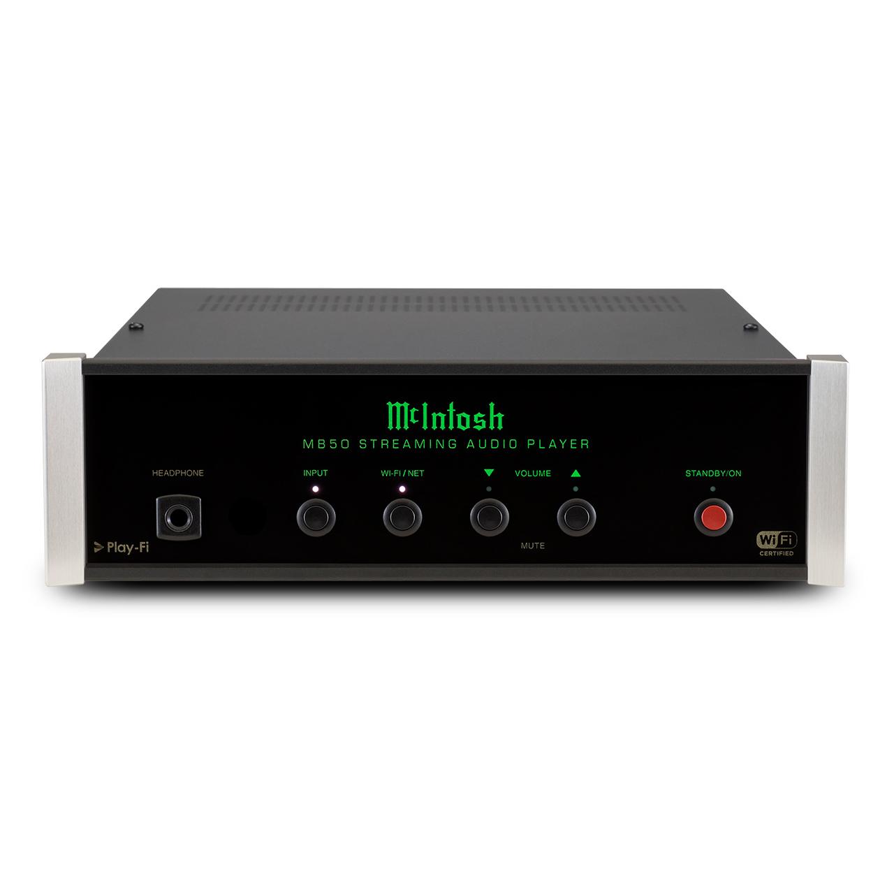 Сетевые аудио проигрыватели McIntosh, арт: 158141 - Сетевые аудио проигрыватели
