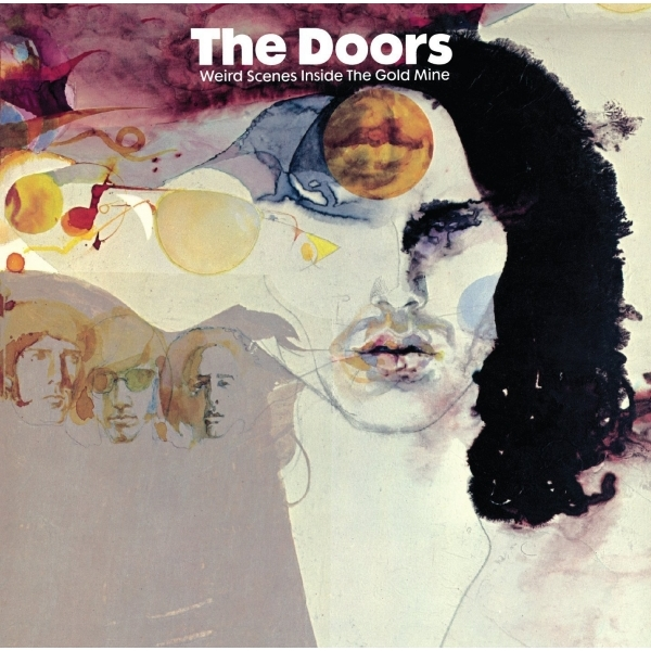 Виниловые пластинки The Doors WEIRD SCENES INSIDE THE GOLD MINE (180 Gram/Remastered by Bruce Botnick) leo lionni it s mine