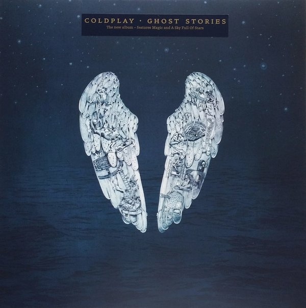 Виниловые пластинки Coldplay GHOST STORIES (180 Gram) coldplay coldplay a head full of dreams 2 lp