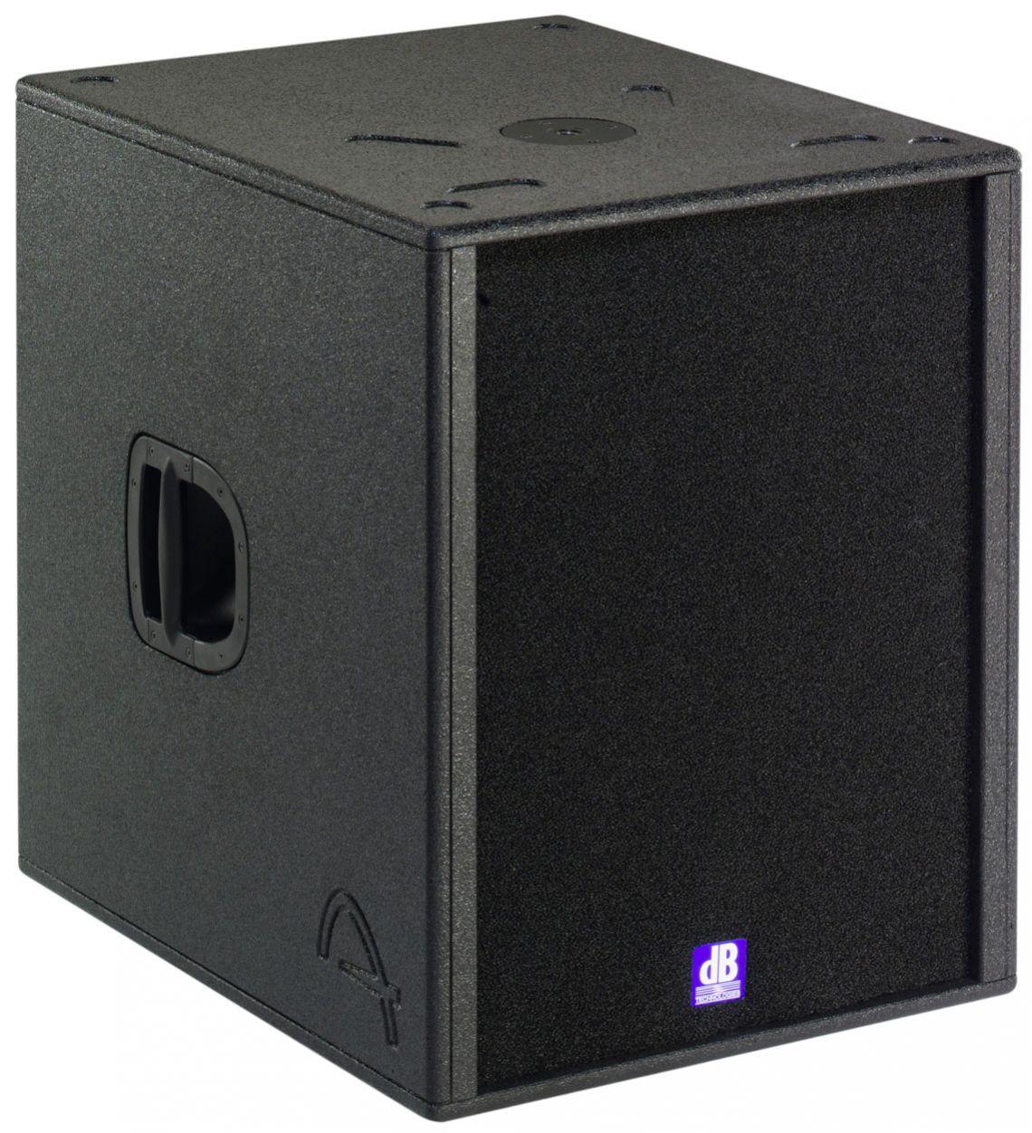 Концертные сабвуферы dB Technologies