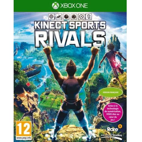Игры для игровых приставок Microsoft Kinect Sports Rivals аксессуары для игровых приставок microsoft xbox one stereo adapter