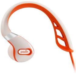Наушники Polk Audio UltraFit 3000 white/orange (спортивные) цена
