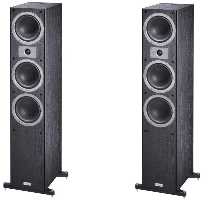 Напольная акустика Magnat Tempus 77 black комплекты акустики magnat tempus 55 33 center 22 black