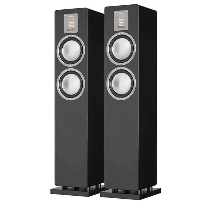 Напольная акустика Audiovector QR3 Black High Gloss