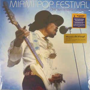 Jimi Hendrix MIAMI POP FESTIVAL (180 Gram) jimi hendrix jimi hendrix purple haze foxey lady 7