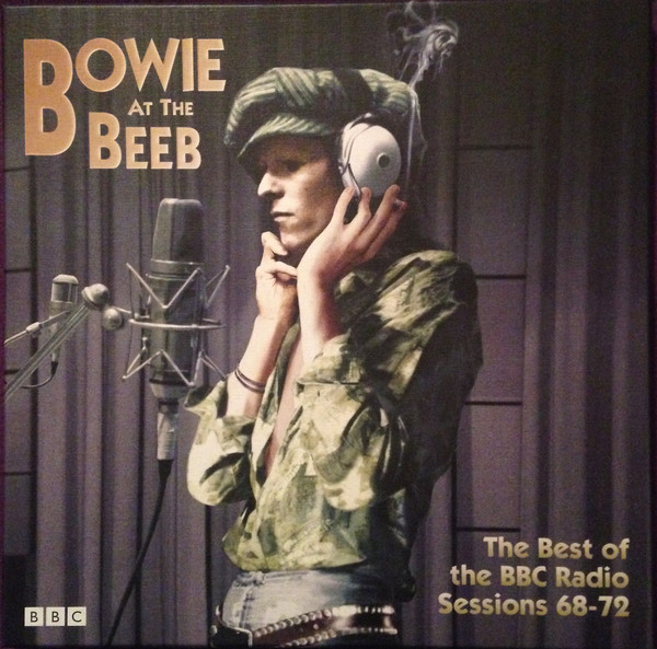 Виниловые пластинки David Bowie BOWIE AT THE BEEB: THE BEST OF THE BBC RADIO SESSI виниловая пластинка bowie david bowie at the beeb the best of the bbc radio sessions 68 72