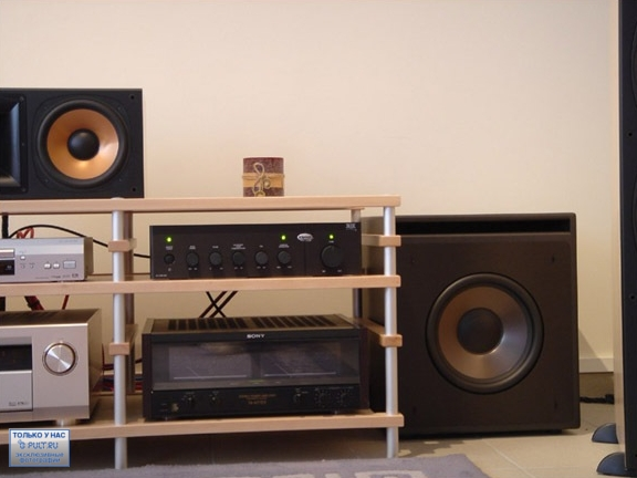 klipsch kw 120 thx 100000. Black Bedroom Furniture Sets. Home Design Ideas