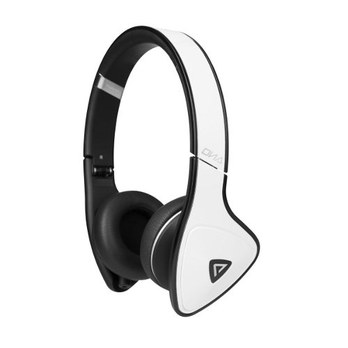 Наушники Monster 128484-00 DNA On-Ear Headphones White Tuxedo стоимость