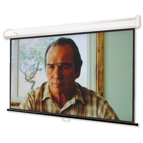 "Draper Luma HDTV (73""/16:9) 91x163 HCG ebd 12"" (подпружин"