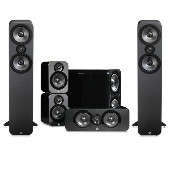 Комплекты акустики Q-Acoustics, арт: 156770 - Комплекты акустики