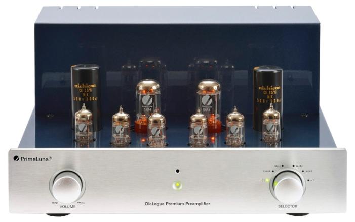 Аудиотехника/Усилители и ресиверы PrimaLuna