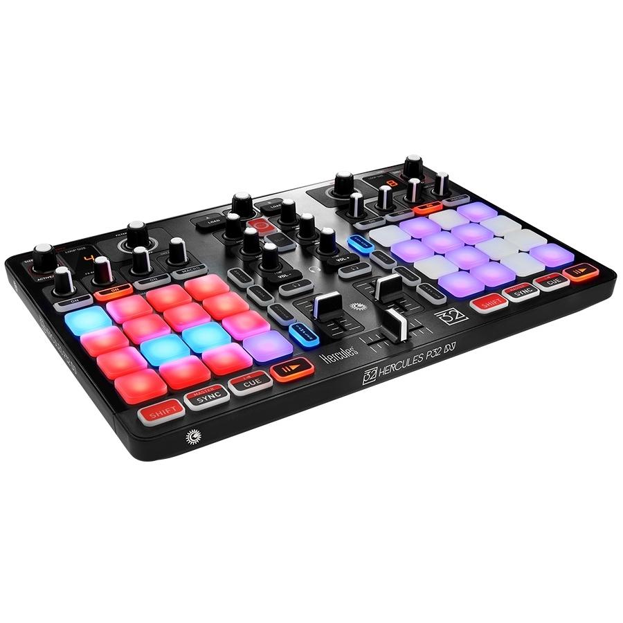 DJ-контроллеры Hercules, арт: 155472 - DJ-контроллеры