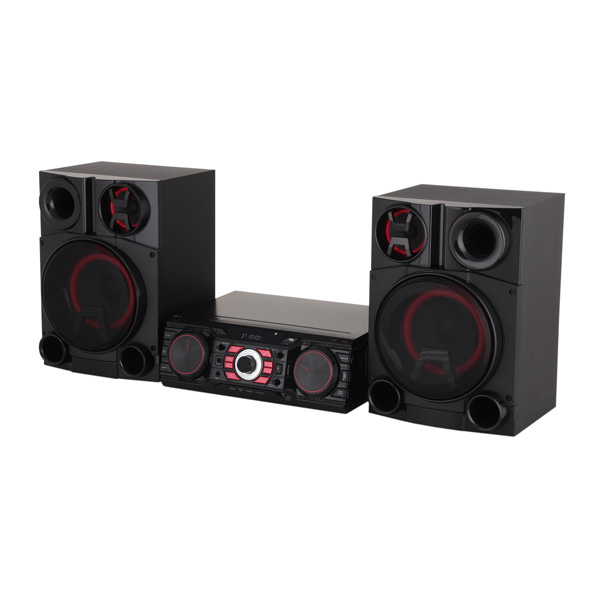 Купить Музыкальный центр LG DM8360K черный в Москве, цена  27990 руб ... b392bad5789