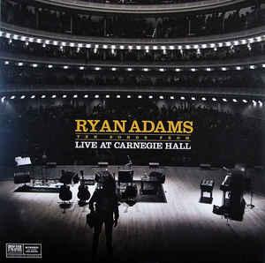 Виниловые пластинки Ryan Adams TEN SONGS FROM LIVE AT CARNEGIE HALL montblanc