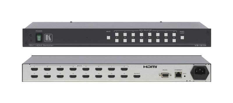 HDMI коммутаторы, разветвители, повторители Kramer от Pult.RU