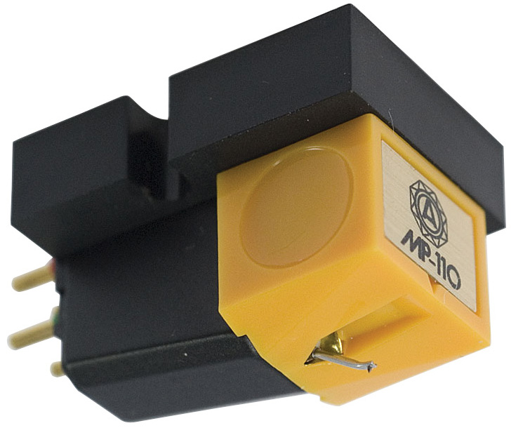 Головки звукоснимателя Nagaoka MP-110 головки звукоснимателя nagaoka mp 150h