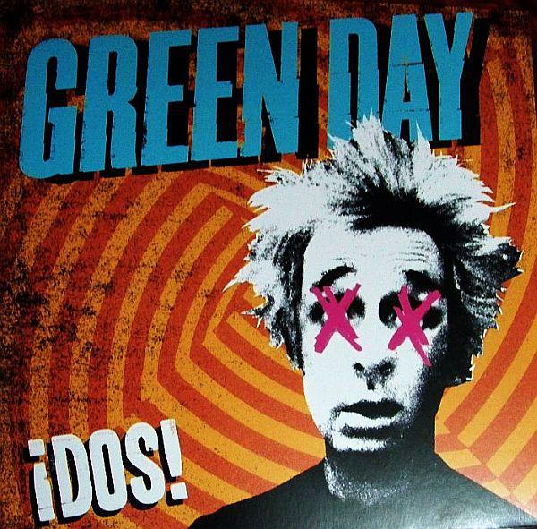 Виниловые пластинки Green Day DOS!