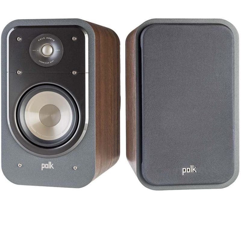 Полочная акустика Polk Audio Signature S20 brown гарнитура polk audio buckle brown