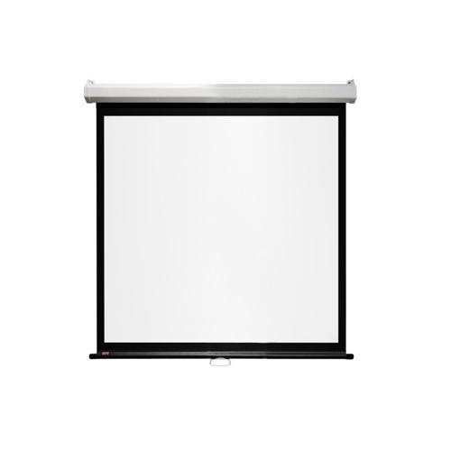 Экраны для проекторов Draper Luma AV (1:1) 50/50 127*127 XT1000E (MW) MB (with black borders) draper aerolift 50