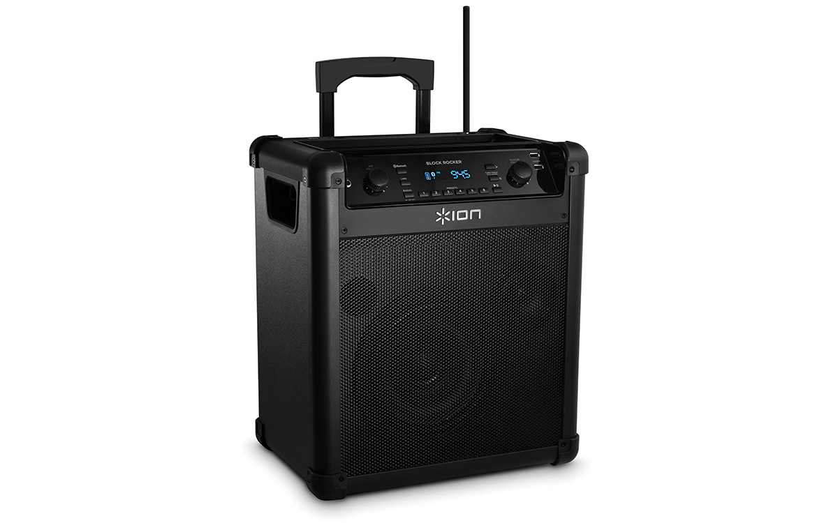 ����������� �������� ION Audio BLOCK ROCKER 2016