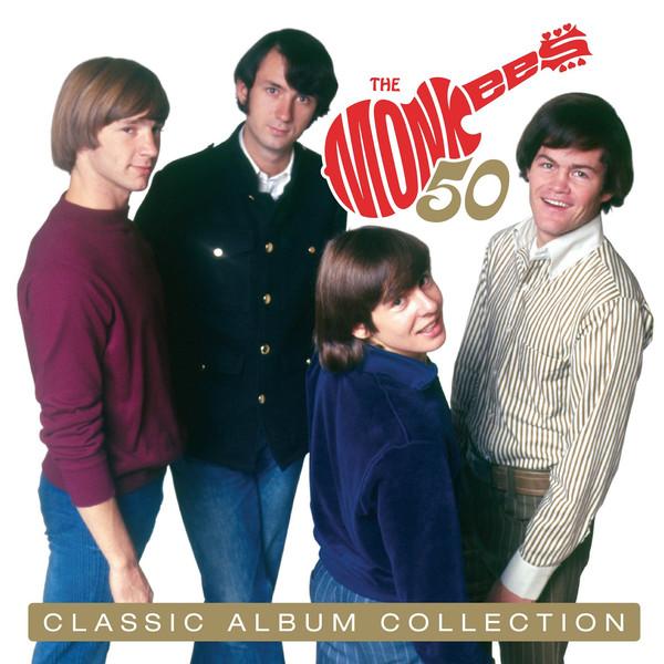 Виниловые пластинки The Monkees