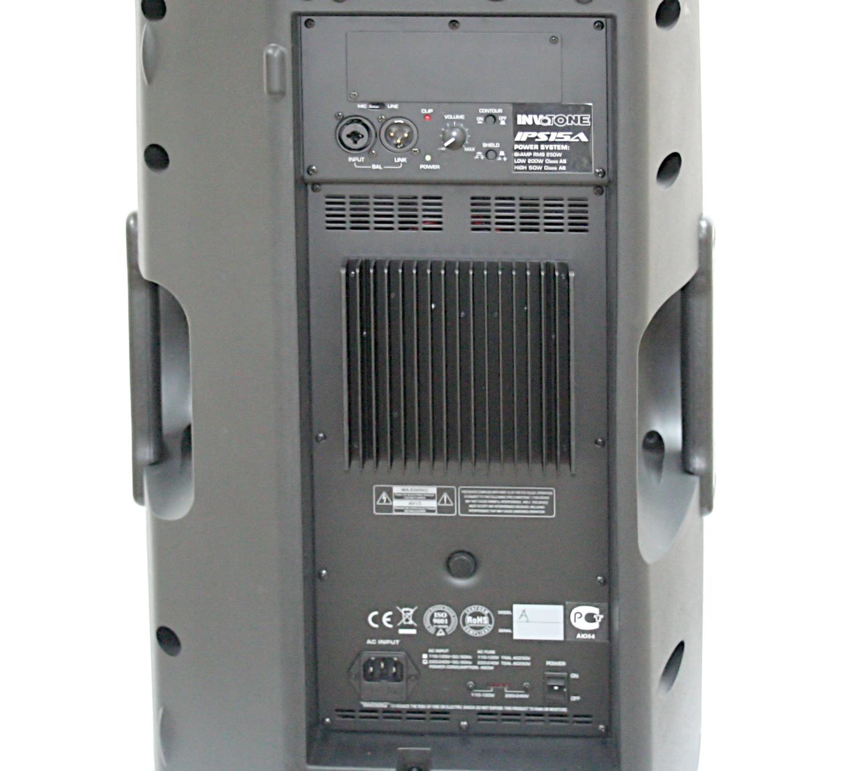 Концертные акустические системы Invotone IPS15A