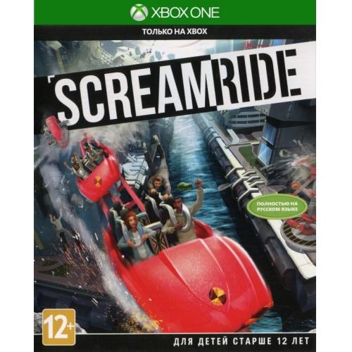 Microsoft Игра для Xbox One Scream Ride (12+)