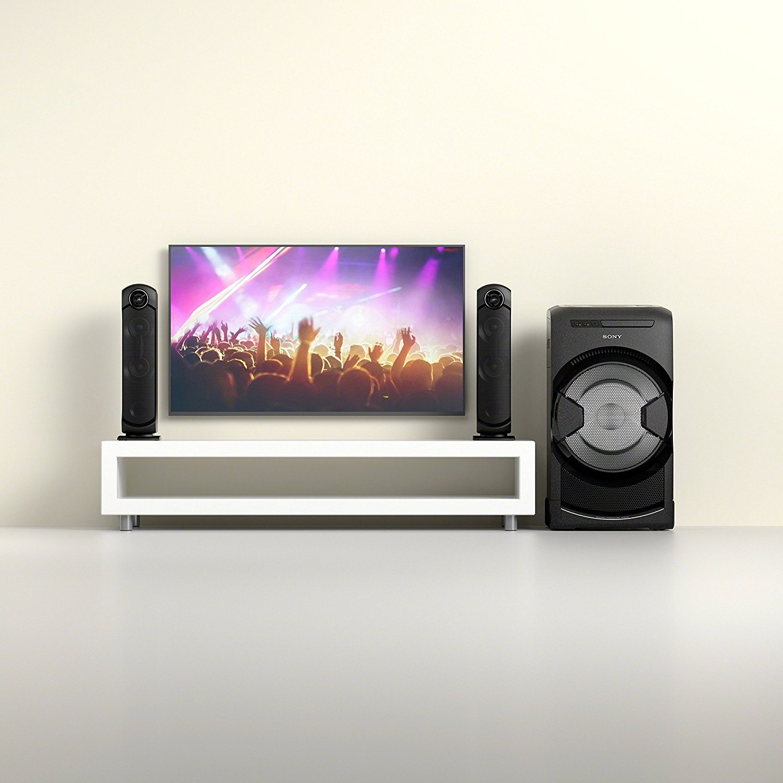 sony mhc gt4d 39990. Black Bedroom Furniture Sets. Home Design Ideas